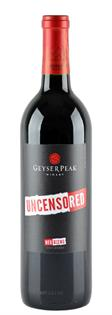 Geyser Peak Uncensored Red 2012 750ml